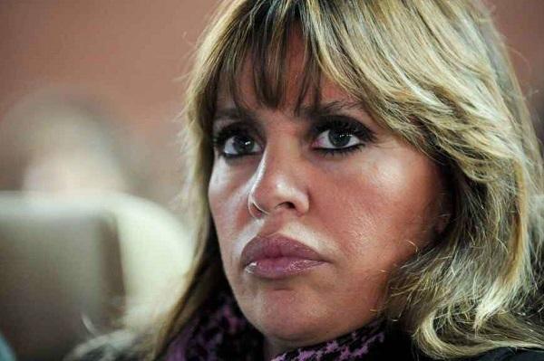 Alessandra-Mussolini-lite-Andrea-Scanzi1