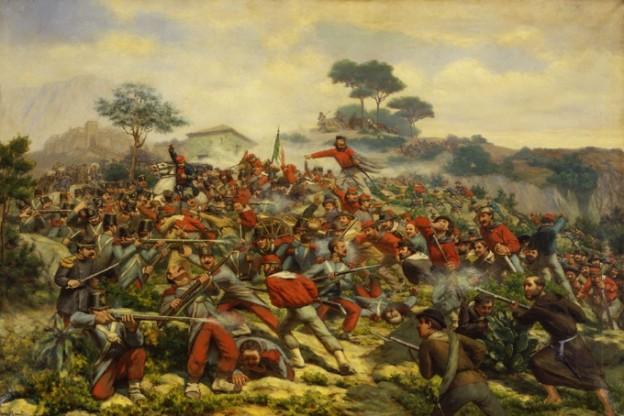 La-Battaglia-di-Calatafimi-Legat-1860-Museo-del-Risorgimento-624x416