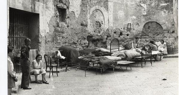 MOSTRA 1943-44 - Napoli - I senzatutto