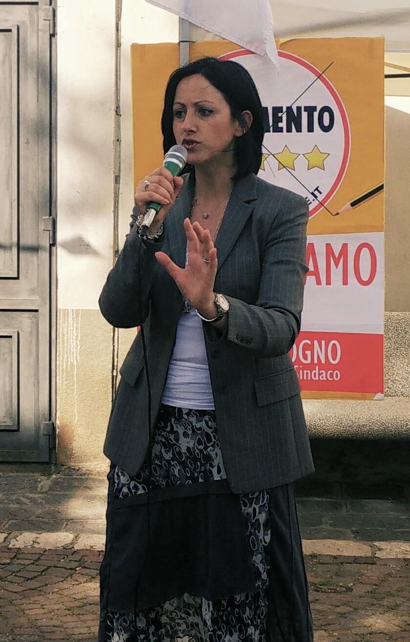 Angela Bisogno - M5S - Melfi