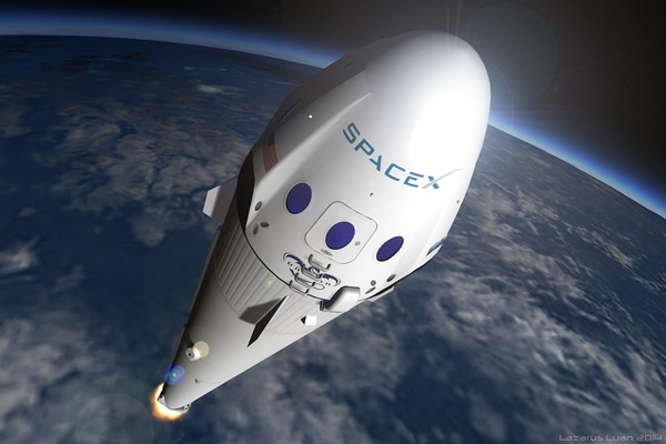 Razzi spacex
