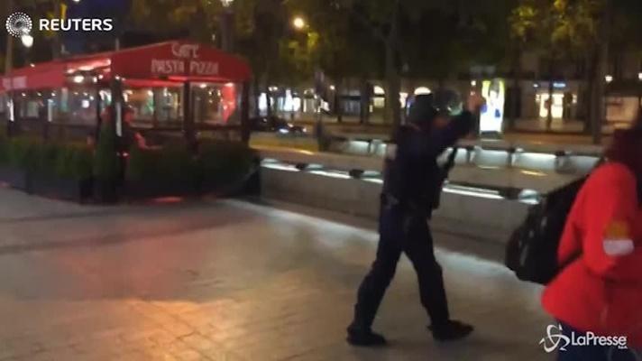 attacco a Parigi terrorismo