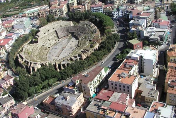 anfiteatro flavio pozzuoli