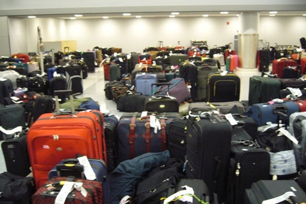 oggetti smarriti aeroporti
