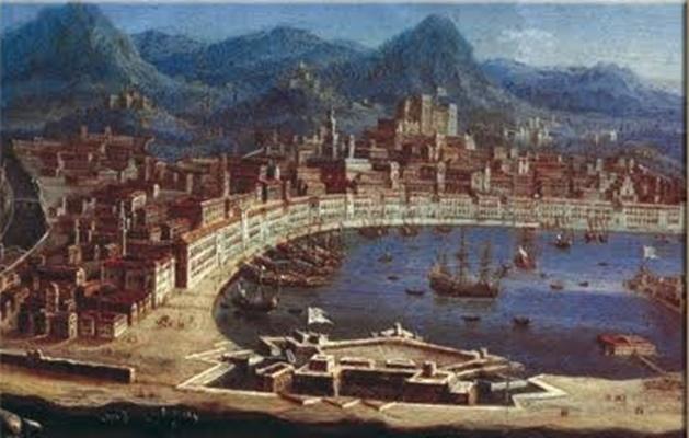 Napoli Regno Sud