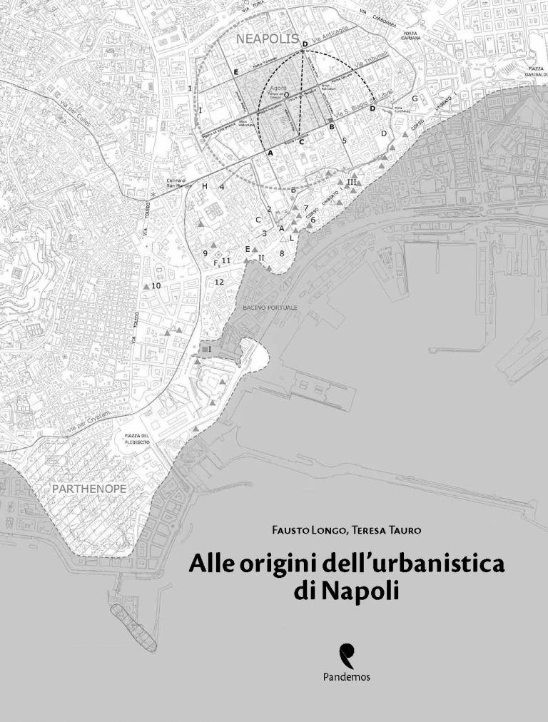 Copertina - Alle origini dell'Urbanistica di Napoli