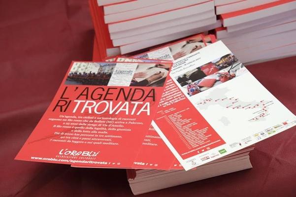 agenda rossa borsellino