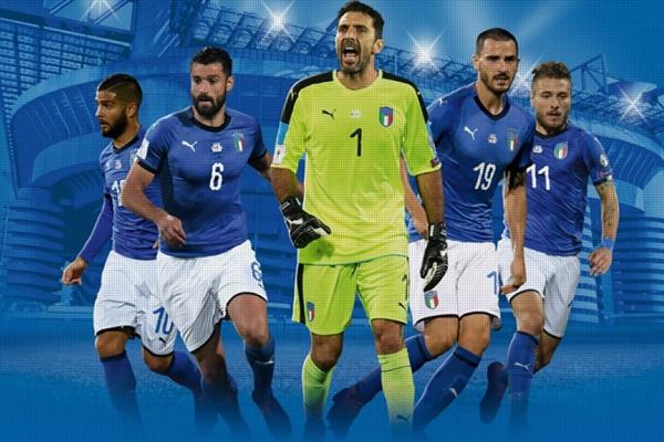 Italia, azzurri