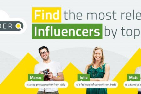 A Napoli nasce Finder, la start-up che ti scopre gli influencer in rete