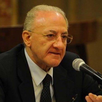 De Luca proclamato presidente della Regione,il M5S:è stato proclamato già sospeso
