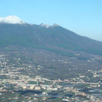 Zona Rossa del Vesuvio, ecco il piano mobilità