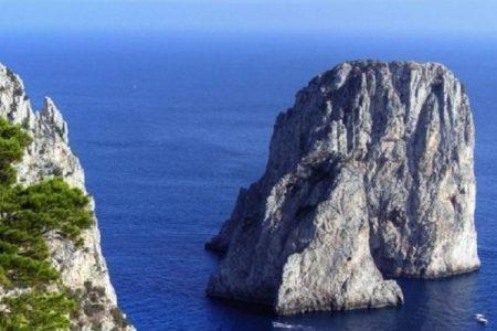 Dissesto idrogeologico, ora frana anche Capri