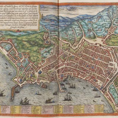 1343: quando lo Tsunami investì Napoli sotto gli occhi di Petrarca