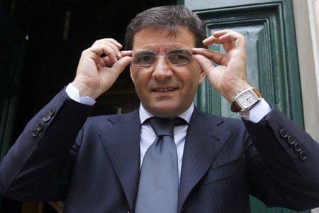 Nicola Cosentino condannato a 4 anni per corruzione