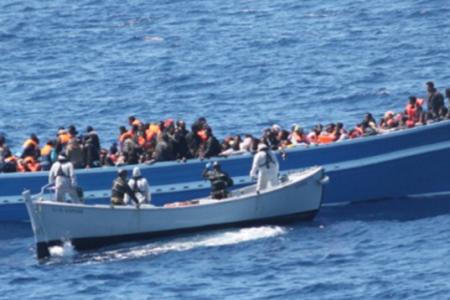 La nuova tragedia dell'immigrazione, 330 morti