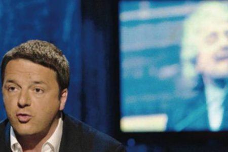 Riforme, Renzi ai grillini: prima la governabilità