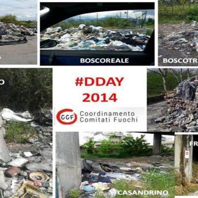 #Stop al biocidio, sulla Terra dei Fuochi è calato il silenzio dei media: l'allarme dei Comitati