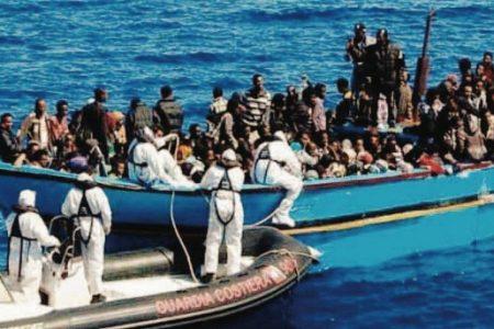 Immigrati: non si fermano gli sbarchi in Sicilia