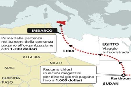 Il Sud in Prima Pagina. Il business e le rotte dei mercanti della morte. Renzi, viaggio a Sud. Calabria, i Pm contro i regionali fannulloni