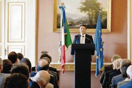 Renzi a Napoli, il richiamo della Cgil: non sia una passarella