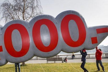Svizzera, bocciato il salario minimo più alto del mondo: 3270 euro al mese