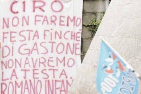 Il Sud in Prima Pagina. Striscioni choc a Napoli contro i romanisti – Il premier spinge sull'Ilva – Rivolta in Sicilia contro i tagli agli stipendi d'oro
