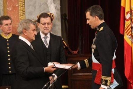 La Spagna ha un nuovo re, inizia l'era di Felipe VI