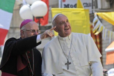 Il Papa a Caserta il 26: sarà una visita privata