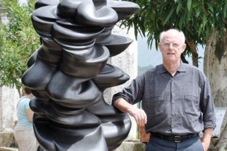 Al Ravello festival lo scultore inglese Tony Cragg