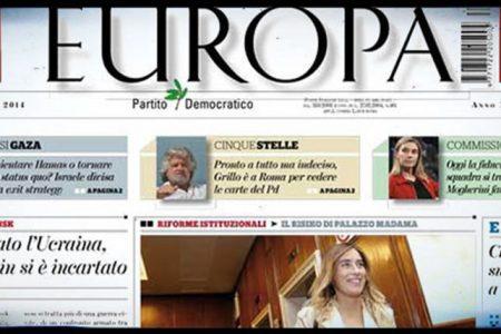 Europa chiude il 30 settembre: l'annuncio degli editori
