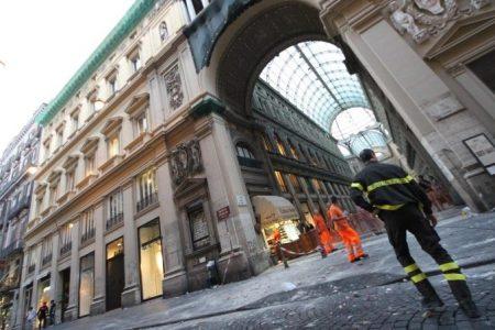 La trappola della Galleria Umberto, di chi è la responsabilità del crollo