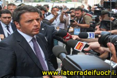 Terra dei Fuochi, lettera aperta a Renzi in vista della visita a Napoli del 14
