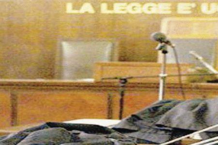 Giustizia lenta: a Matera oltre 5 anni per una causa civile. E, per gli Appelli, Napoli è al top della durata