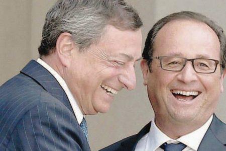 L'allarme di Draghi: l'uscita dell'Inghilterra costerà all'Europa 30 miliardi