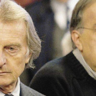 Addio Ferrari, Montezemolo lascia il 13 ottobre