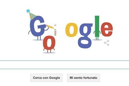Oggi Google spegne 16 candeline