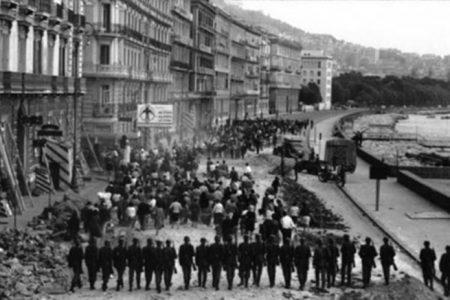 """Le """"Quattro Giornate"""" di Napoli contro la Camorra"""
