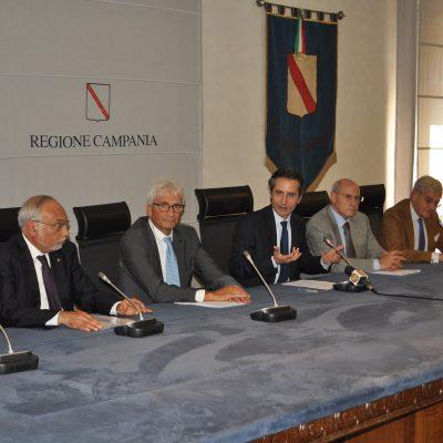Campania, crediti alle imprese: restituiti 2,2 miliardi