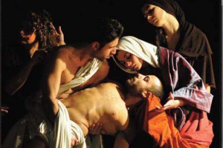 Metti una domenica a Napoli con Caravaggio, sette giovani interpreti e 23 tableaux vivants