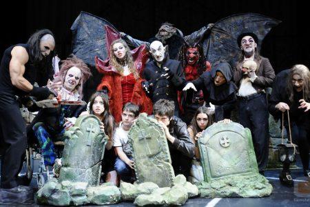 Halloween, arriva a Napoli il circo degli orrori