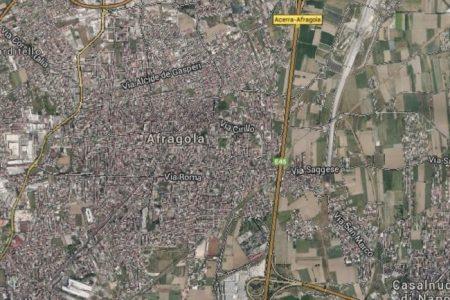 Napoli, Google  Earth aiuta la polizia a scoprire gli abusi edilizi
