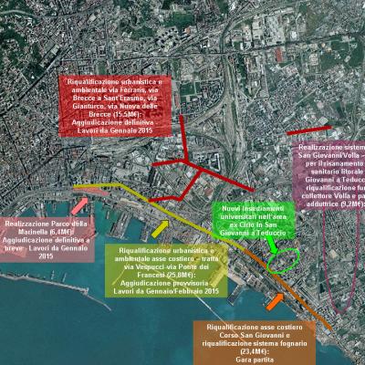 Napoli Est, al via gare per 23,4 milioni