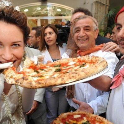 Conoscere Napoli attraverso la pizza, Il caso di Sorbillo, simbolo della nuova generazione doc