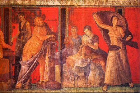 Pompei, la Villa dei Misteri resterà chiusa per tre mesi