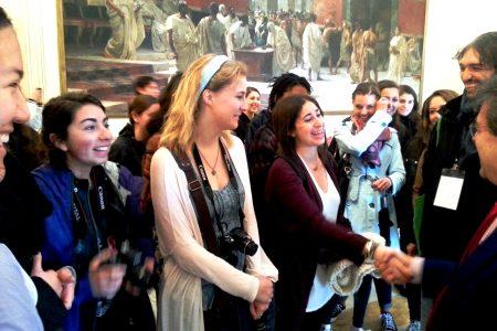 """Studenti americani affascinati da Catania: """"Più bella di Firenze"""""""