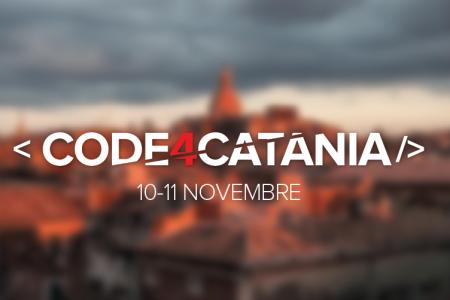 Innovazione: da lunedì il Code4Catania organizzato da Comune e Startup City
