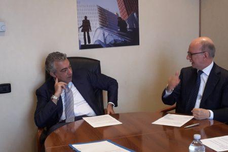 Invitalia-Kimbo, investimenti per 28,5 milioni a Napoli