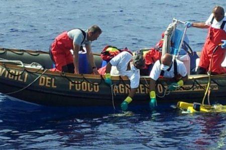 Gli angeli del mare, un gruppo di sommozzatori di Palermo candidati al premio internazionale dei vigili del fuoco