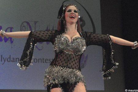 """Dalma, è napoletana la regina della danza del ventre: """"Ora la vera sfida sarà esibirsi in Egitto"""""""