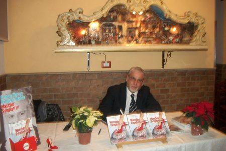 Maschio, svegliati: il tour di Domenico Maisto